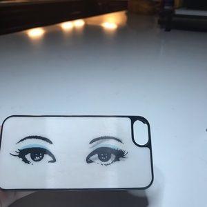 Accessories - iPhone 5 Case - Wink